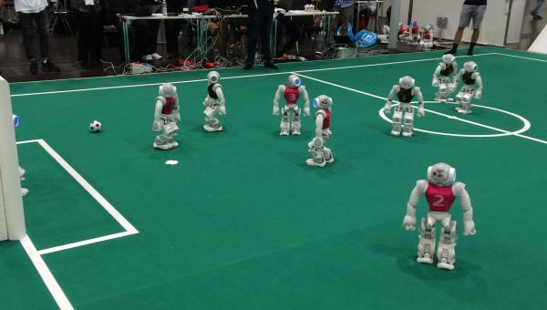 MINT Solutions goes RoboCup